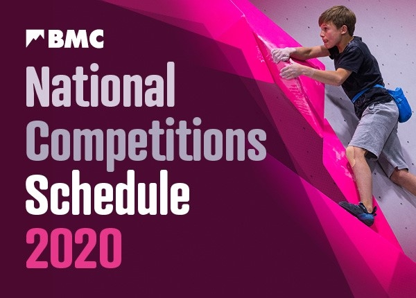 National Competition Schedule