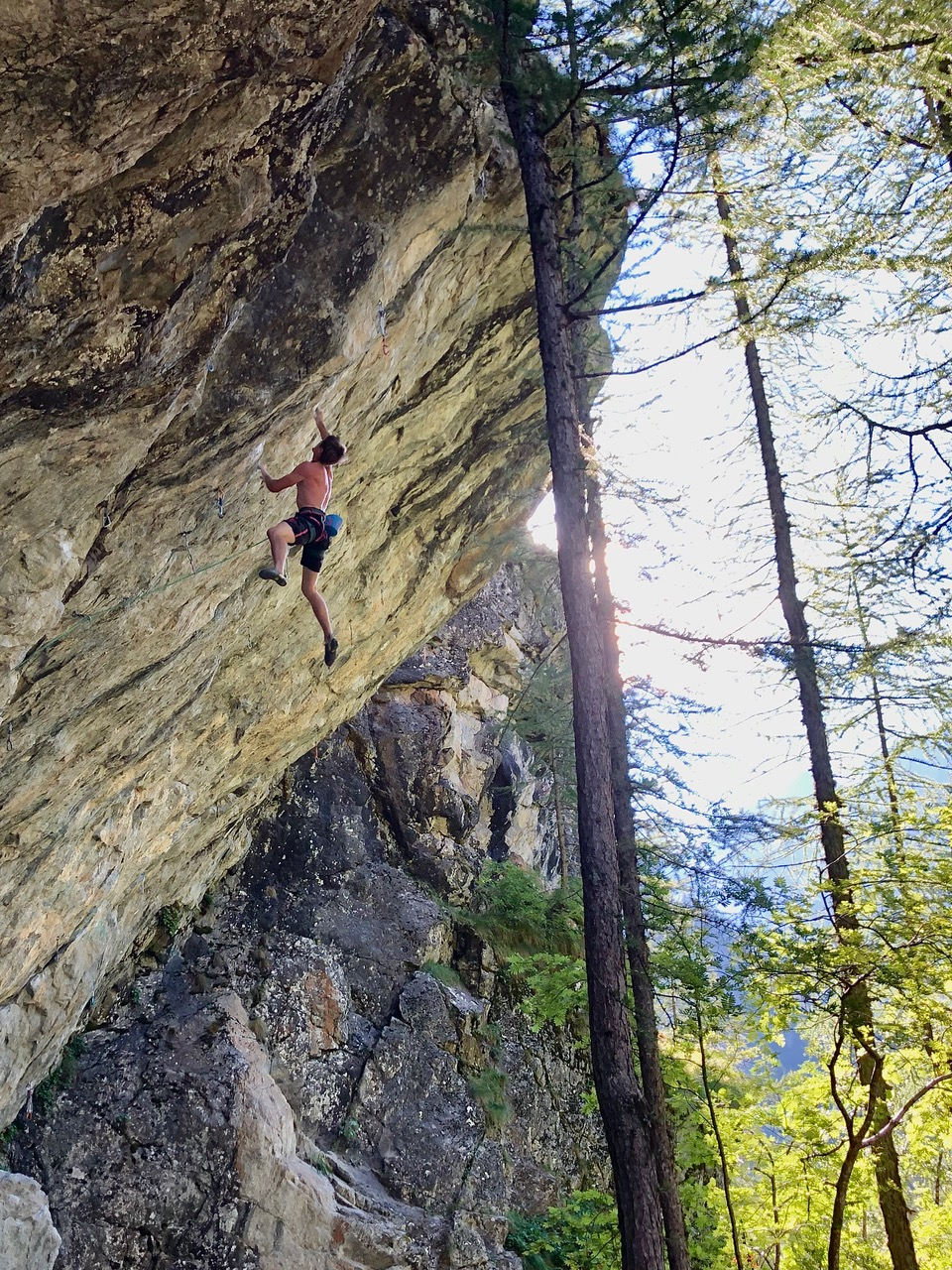 James Pearson on Condé de Choc (F9a). Photo: Caroline Ciavaldini