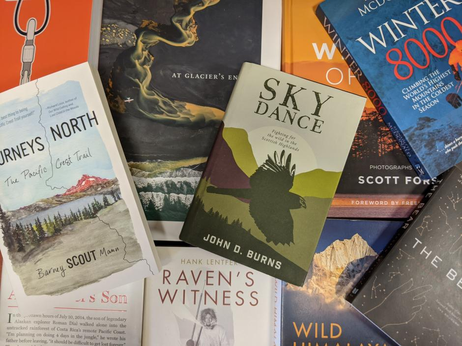 A Selection of the 2020 Banff Mountain Book Competition Category Finalists