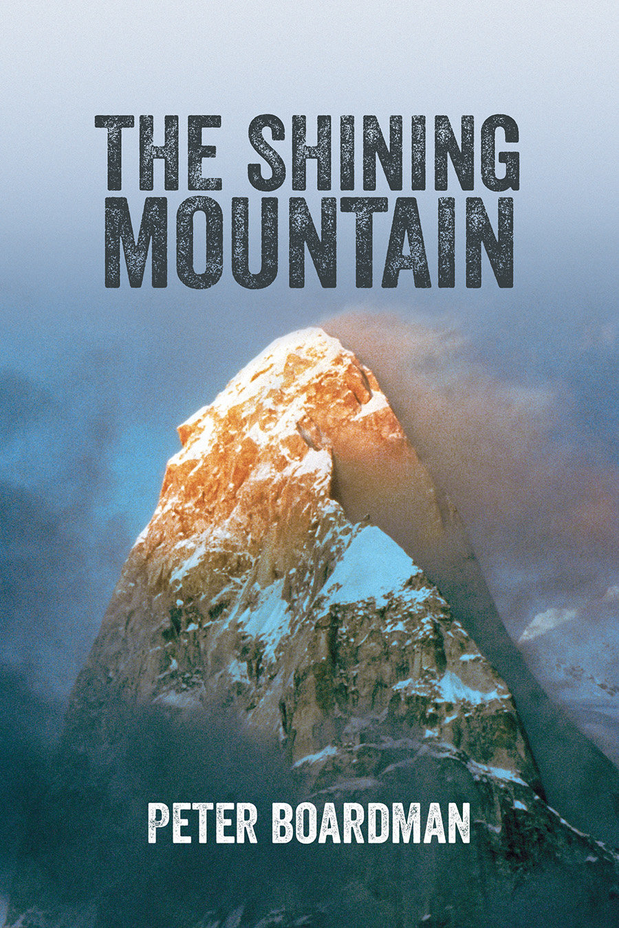 The Shining Mountain book cover