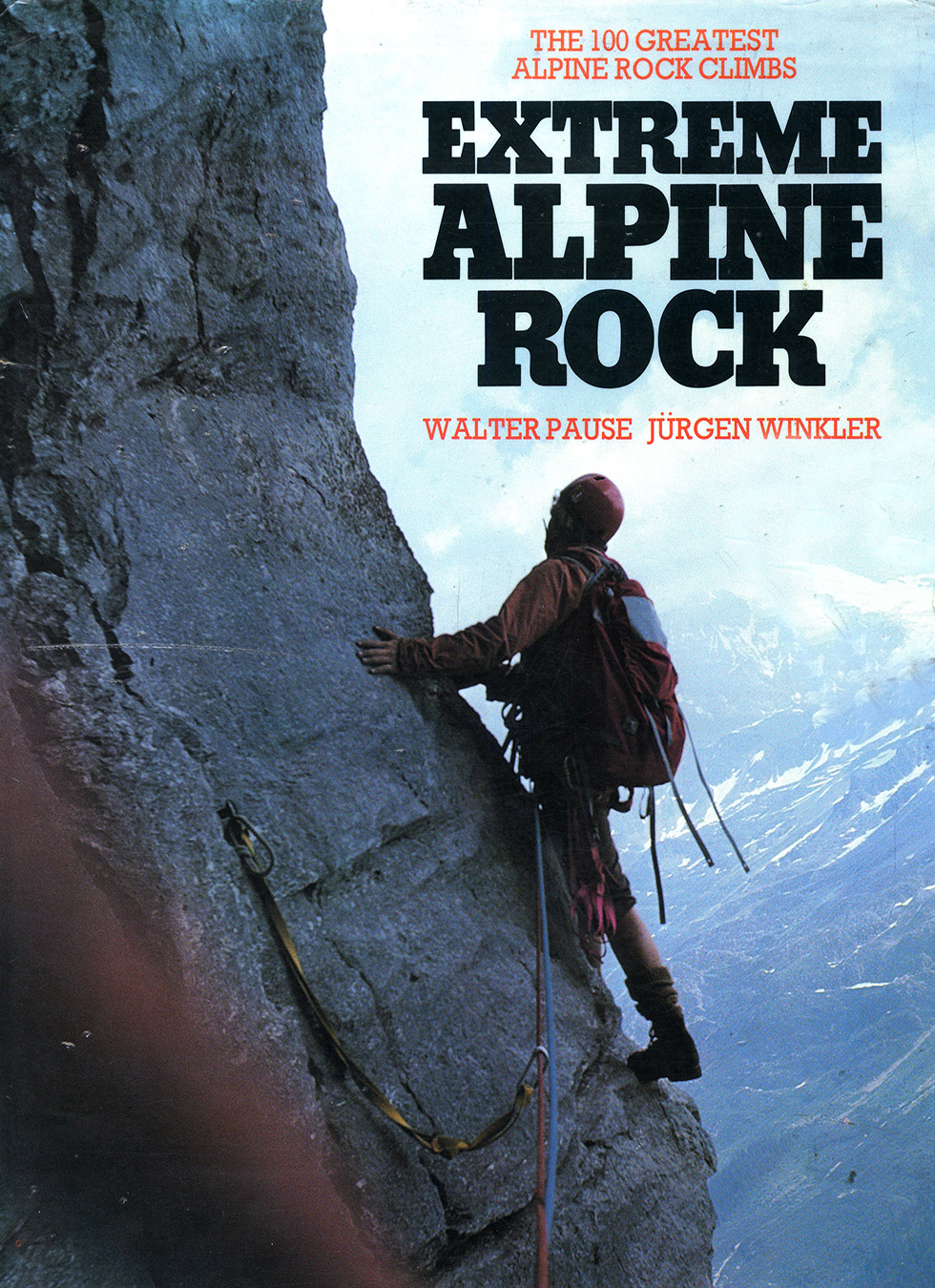 Extreme Alpine Rock