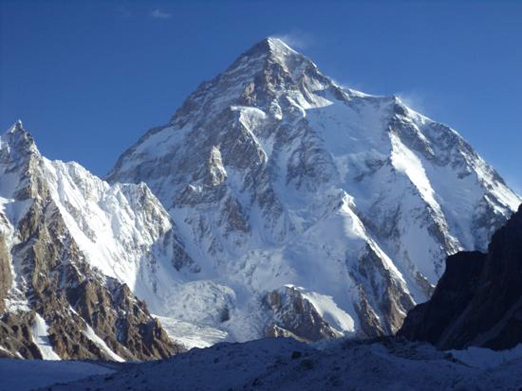 K2: The Savage Mountain . At 8611m K2 is the only remaining 8000'er yet to be climbed in winter.